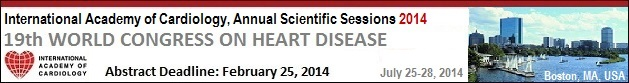 19th World Congress on Heart Disease