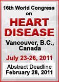 16th World Congress on Heart Disease