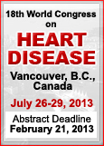 18th World Congress on Heart Disease