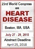 23rd World Congress on Heart Disease