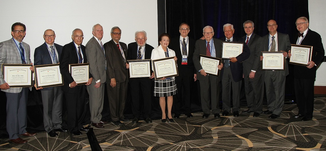 International Academy of Cardiology 2016 Awards